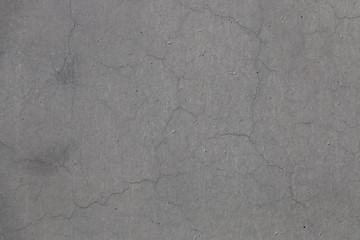 Gray concrete wall texture. Cement floor background with fine grain and scratches