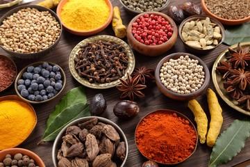 Photo sur Aluminium Spices.