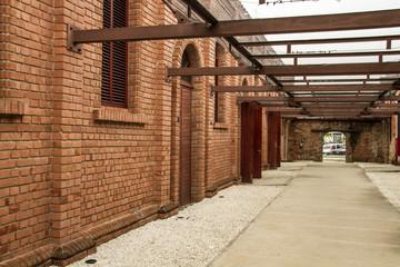 Recuperação e reutilização de fabricas antigas