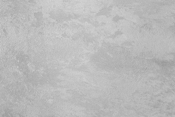 Texture of gray and white decorative plaster.
