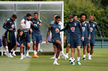 FIFA World Cup - Brazil Training