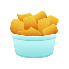 Print frie icon vector