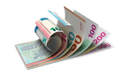 Alle Euroscheine