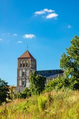 Die Nikolaikirche in der Hansestadt Rostock