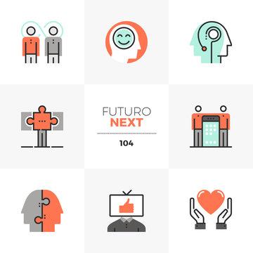 Human Synergy Futuro Next Icons