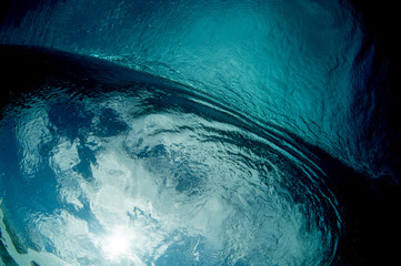 Underwater Wave