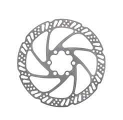 bicycle wheel  brake disk  close-up