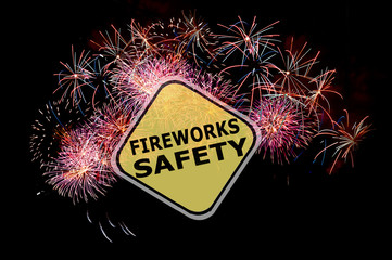 Fireworks Safety Reminder