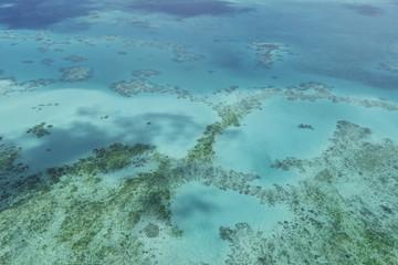 Aerial Great Barrier Reef Queensland