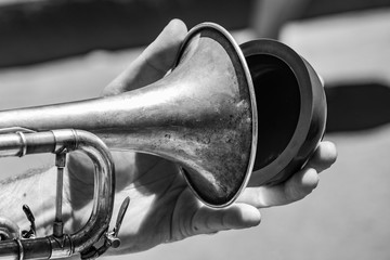 Jazz Trumpet Mute