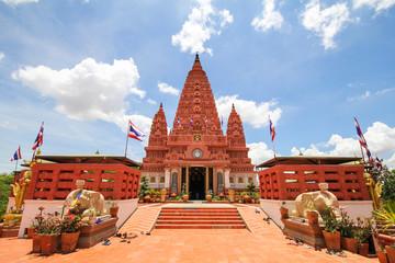 WAT PA SIRI WATTANA WISUT, NAKHON SAWAN, THAILAND
