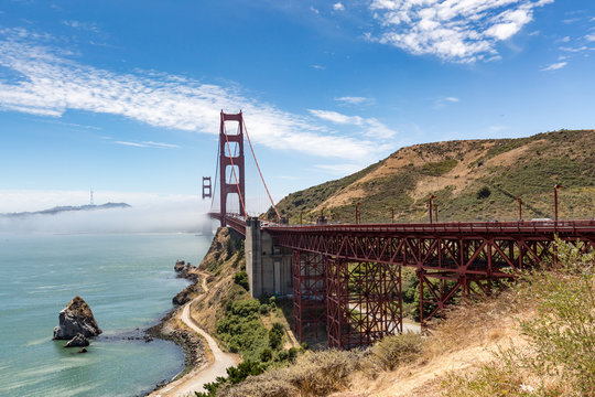 Golden Gate. San Francisco
