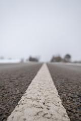 Road mark line