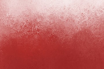 red background with frosty white border texture grunge in an elegant website banner or Christmas design