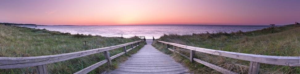 Sommer an der Küste - Ostsee