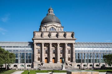 Staatskanzlei München am Hofgarten