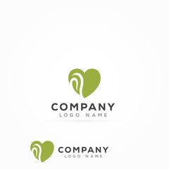 Leaf Heart Health Logo