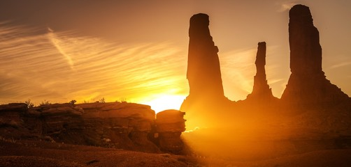 Raw Arizona Sunset
