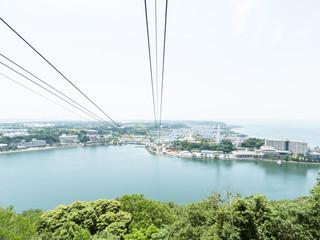 かんざんじロープウェー(浜名湖)