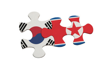 Relationship between North and South Korea