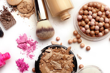 make-up cosmetics