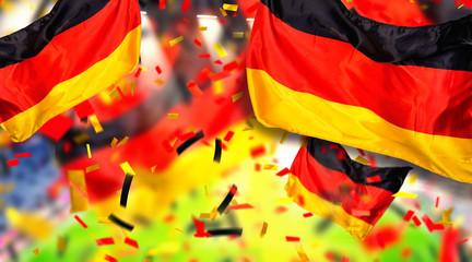 Hintergrund banner header Arena Deutschland