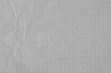 Wrinkled packaging paper background