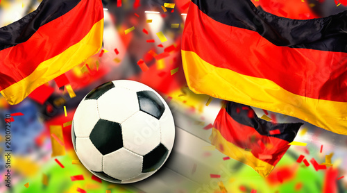 Fussball Deutschland Fans Deutsche Stock Photo And Royalty