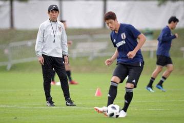 FIFA World Cup - Japan Training