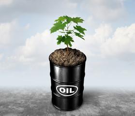 Replacing Petroleum Oil