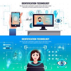 Identification Technologies Banners