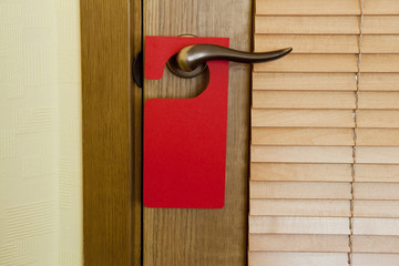 Red Door Hanger