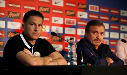 FIFA World Cup - Costa Rica Press Conference