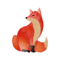 fox icon vector