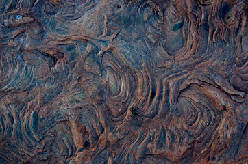 Spheroidal Weathered Rock Abstract