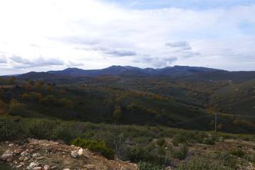 La Hiruela. Pueblo de Madrid, España