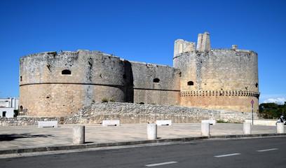 Castello di Otranto Puglia South Italia Καστέλλο ντι Οτράντο Château d'Otrante Замок Отранто Apulia