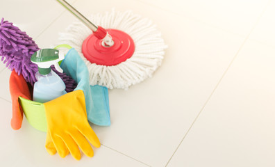 House cleaning product , cleaning equipment