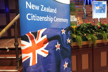 Canvas Prints New Zealand New Zealand Citizenship Ceremony in Auckland New Zealand