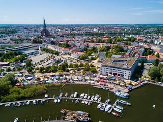 Hafenfest am Stadthafen Schwerin