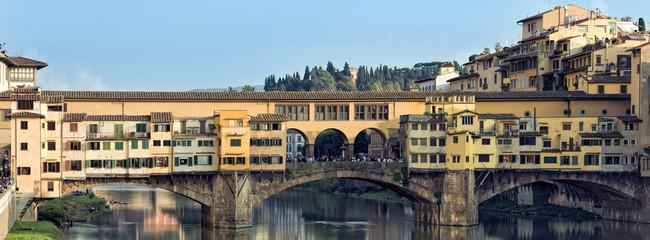 Ponte Vecchio Florenz Italien
