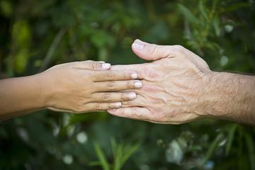 Dankende Hände