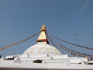Bodnath Népal