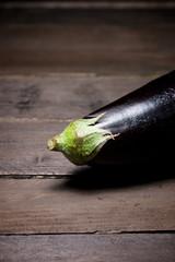 Eggplant close up