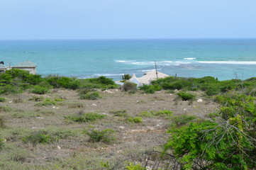 Ocean View, from Portmore hills, Jamaica