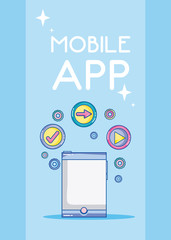 Mobile app technology