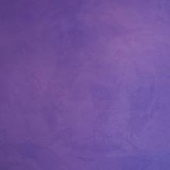 Ultra violet purple wall for texture or background