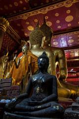 Laos - Luang Prabang - Wat Mai (Vatmay)