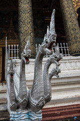 Laos - Luang Prabang - Wat Pha Mahathat