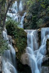 Laos - Luang Prabang - Tat Kuang Si Wasserfälle